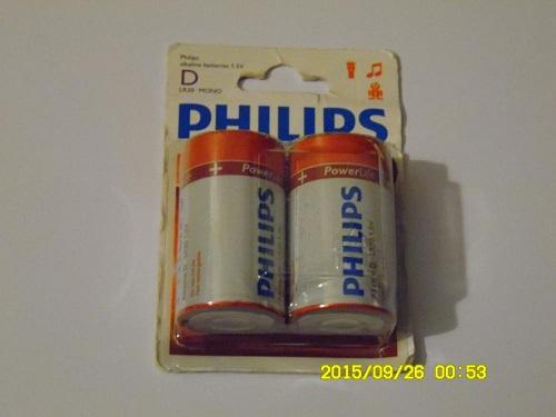 Stora batterier 2-pack LR20