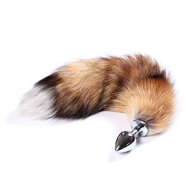 Foxy tail anal plug