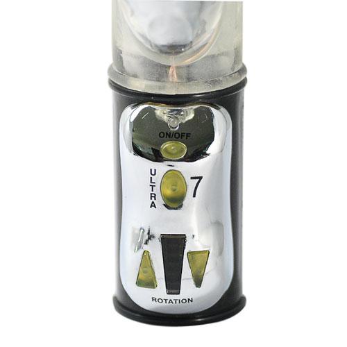 Platinum Rampant Rabbit Vibrator