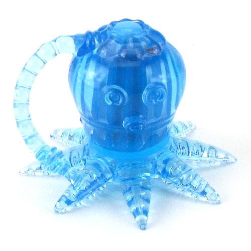 Bläckfisk Vibrator (5-hstigheter)