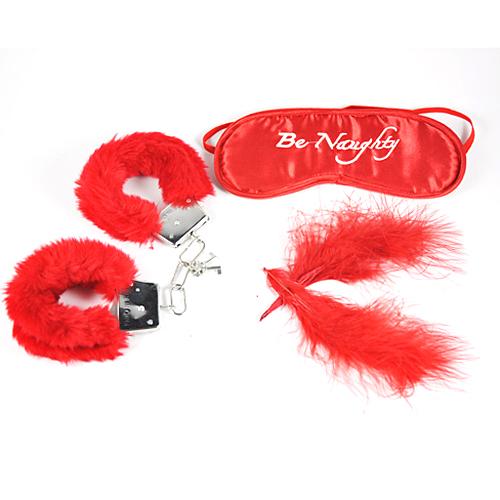 Röd Handklovs set