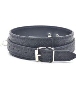 Bondage koppel med halsband