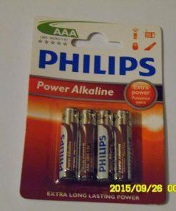 Batteri 4-pack LR03 AA