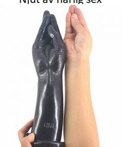 Fistfucking hand