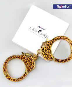 Sexiga metallhandbojor Leopard