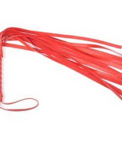 45 CM Röd Piska
